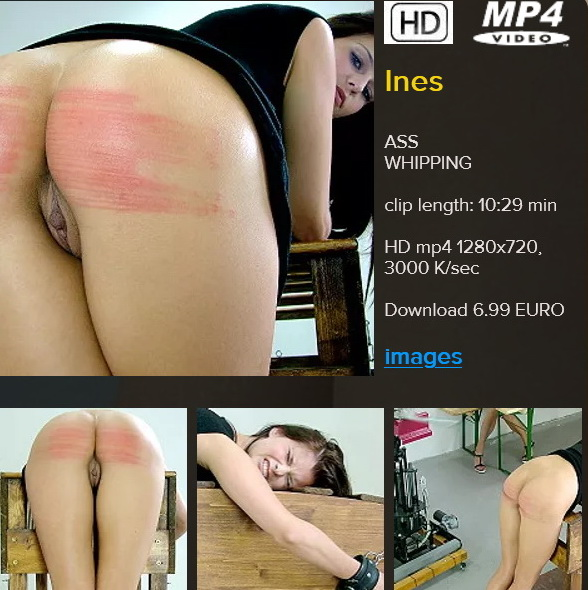 Ines - Ass Whipping